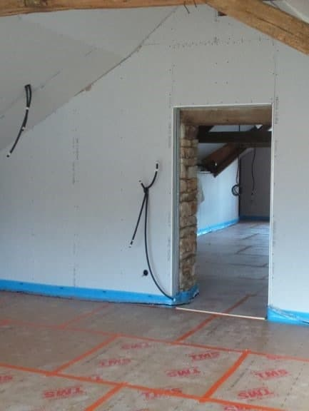 Placo et rénovation intérieure