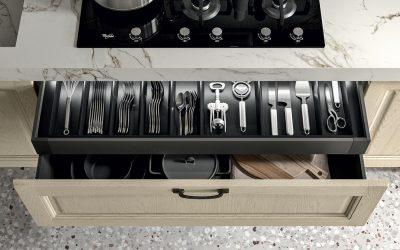 Optimiser les rangements dans votre cuisine