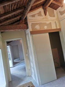 travaux rénovation intérieure -