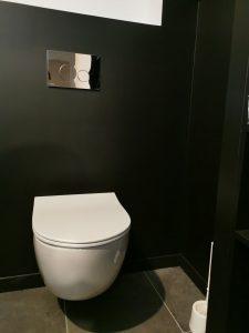 wc suspendu sur bati-support