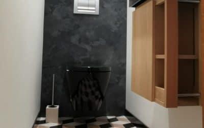 Pourquoi installer un wc suspendu